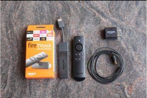 Amazon FireTV Stick 4K With Alexa Voice Remote 2020 - Review 1