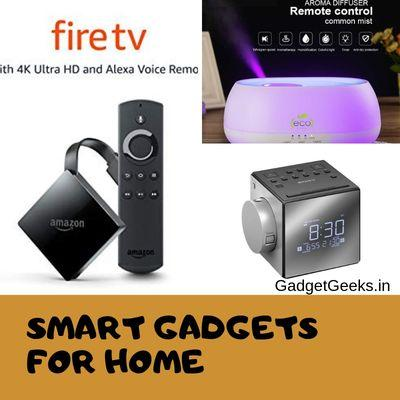 What are Smart gadgets? Best Smart Gadgets Available in India 2020 1
