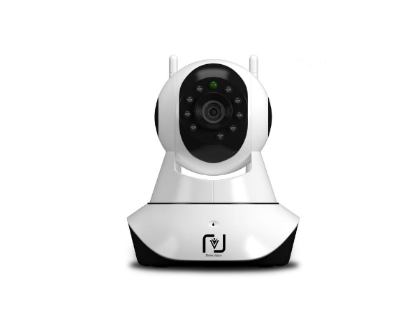 ThinkValue® WiFi Wireless HD IP Security Camera CCTV
