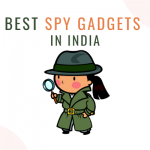 Best spy gadgets in india