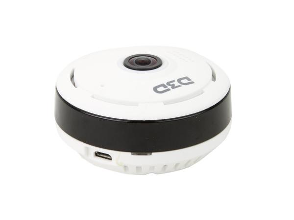D3D D1005W HD WiFi Home Security Spy Camera
