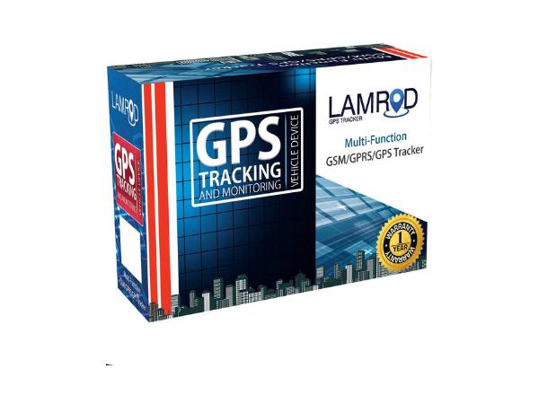 LAMROD Supreme Car/Bike Google Link GT02A GPS Tracker