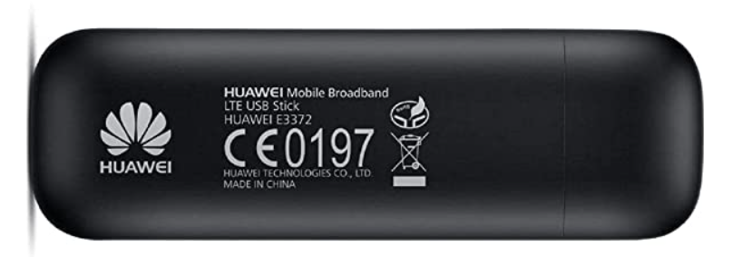 Huawei LTE USB stick