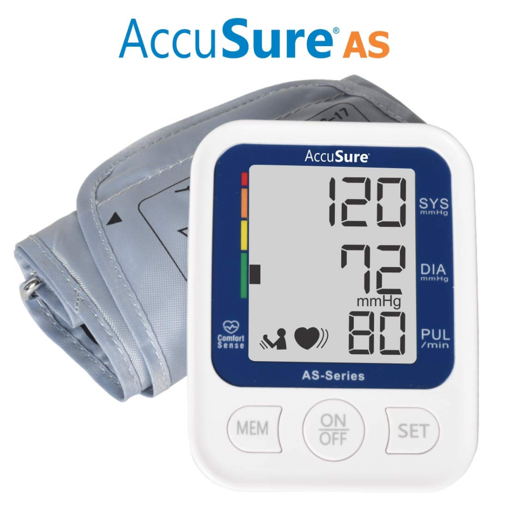 AccuSure AS Series Blood Pressure Monitoring System