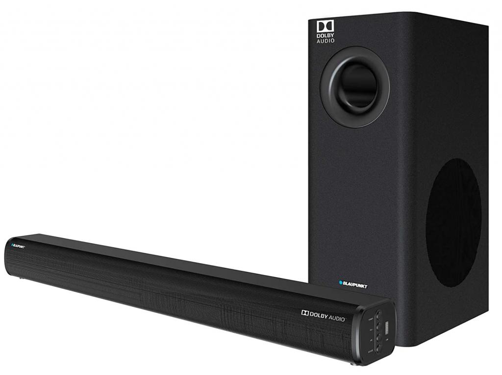 Blaupunkt Germany's SBW-03 Dolby Bluetooth Soundbar