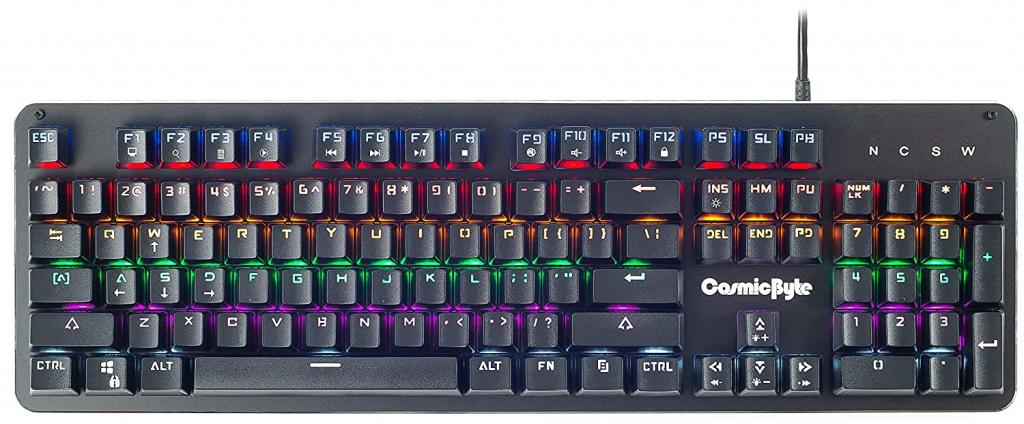 Cosmic Byte CB-GK-13 Mechanical Keyboard