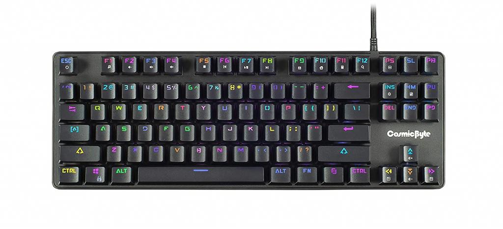 Cosmic Byte CB-GK-16 Firefly Mechanical Keyboard