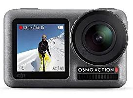 DJI OSMO 12 MP Action Camera