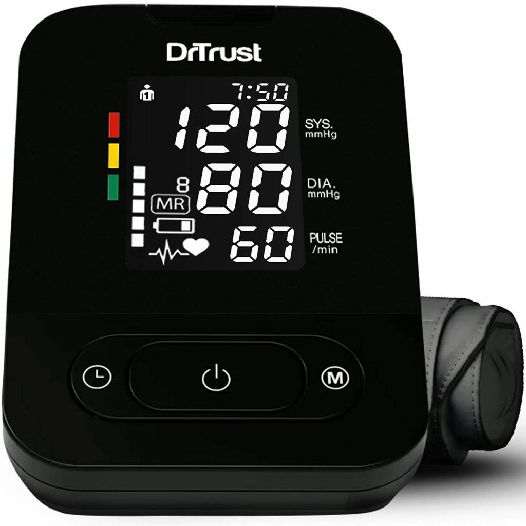 Dr. Trust Smart Dual Talking Automatic Digital Blood Pressure Monitor
