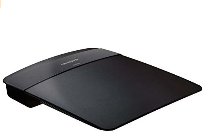 Linkys E1200 Up to 300Mbps Wi-Fi Router
