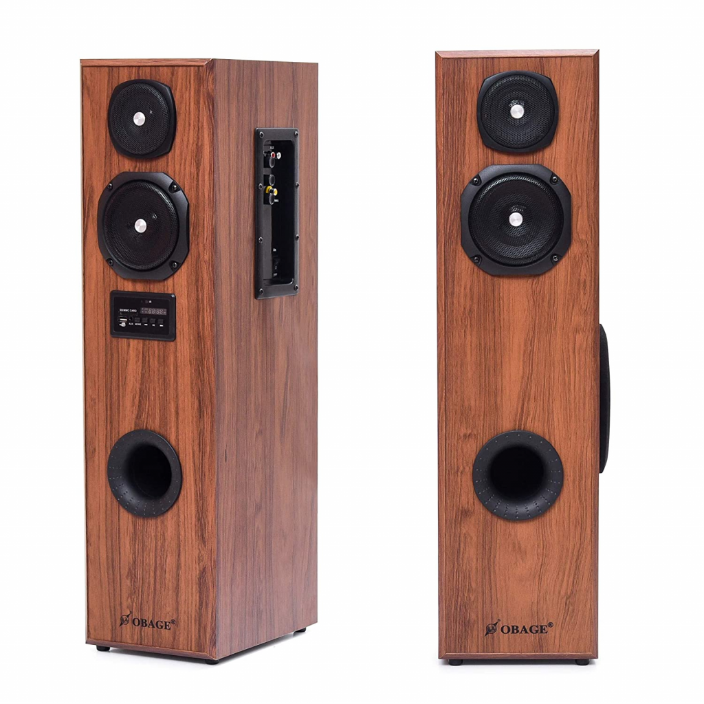 OBAGE DT-51 100W Home Theater 2.0