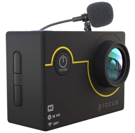 PROCUS Rush 2.0Action Camera