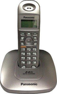 Panasonic KX-TG3611SXM 2.4GHz Digital Cordless Phone