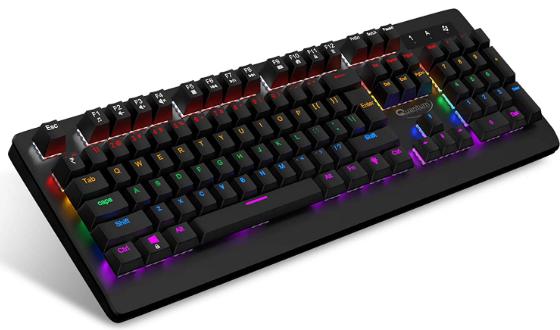 Quantum QHM9800 Gaming Multimedia Keyboard (RapidStrike)