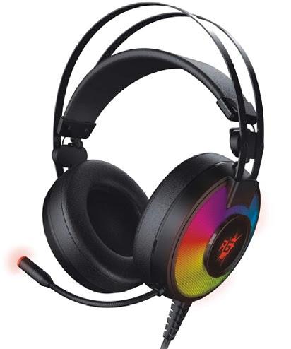 Redgear Comet 7.1 USB Gaming Headphones
