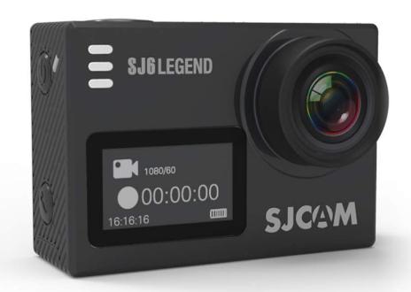 SJCAM Legend Action Camera ( SJ6 Sports)