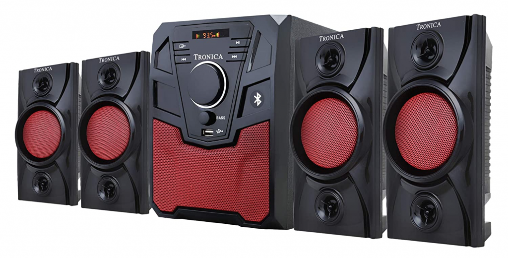 TRONICA New Republic Home Theater System 4.1