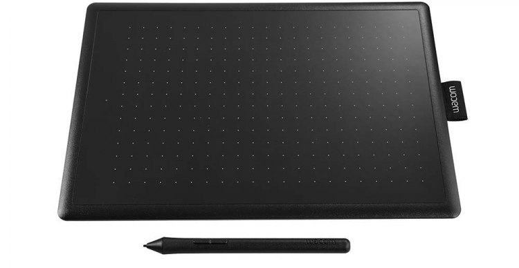 Wacom One by CTL-472K0-CX Graphic Tablet