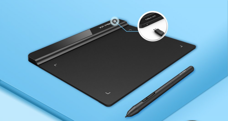 XP-Pen StarG640 Graphics Drawing Tablet Pen Tablet