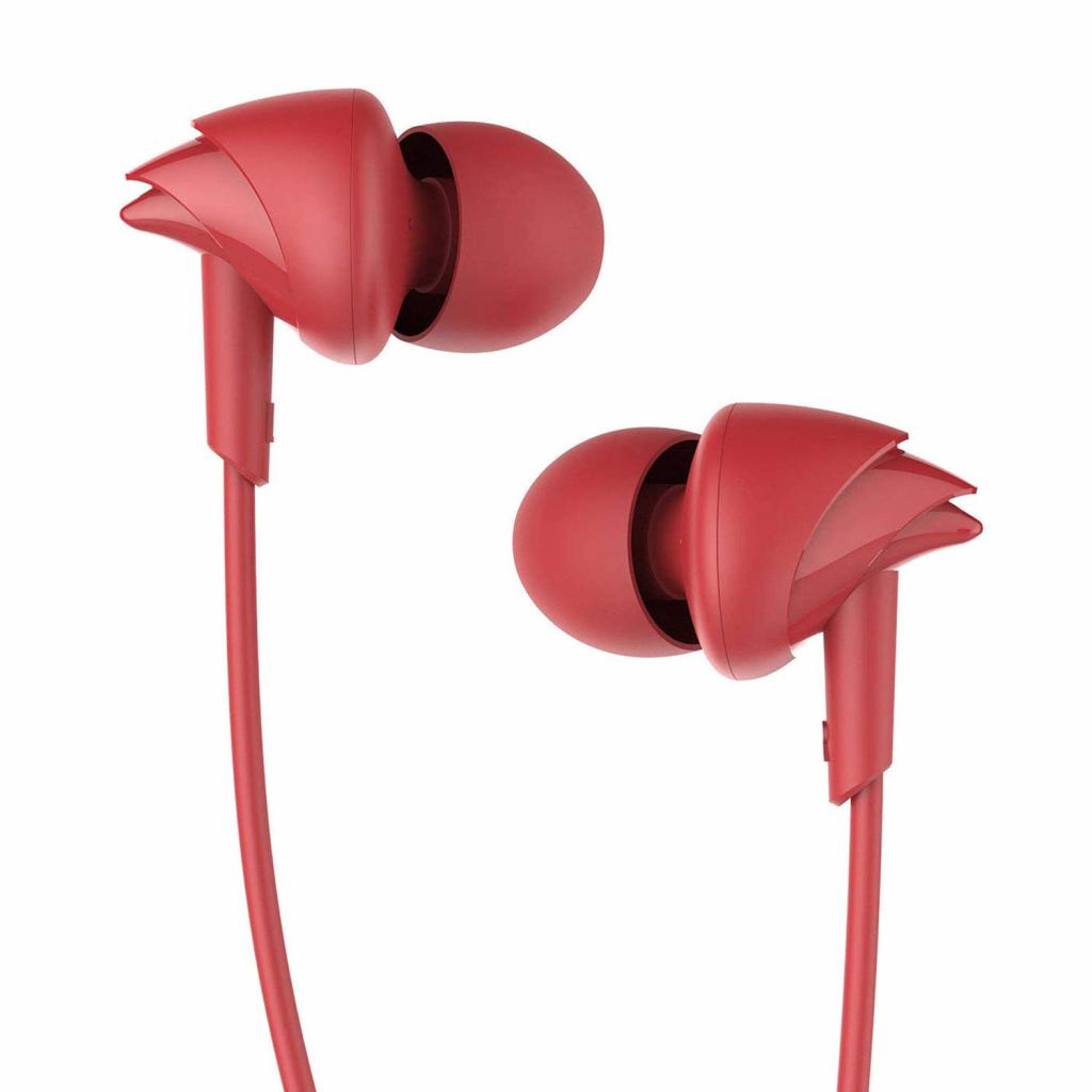 boAt Bassheads 100 in-Ear Wired Earphones