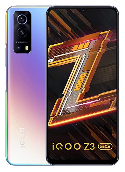 iQOO Z3 Smartphone (5G)